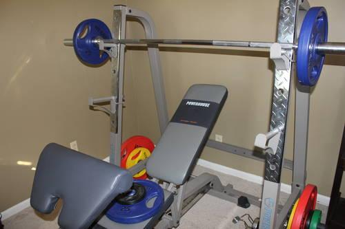Impex Powerhouse Weight Bench For Sale In Ingomar