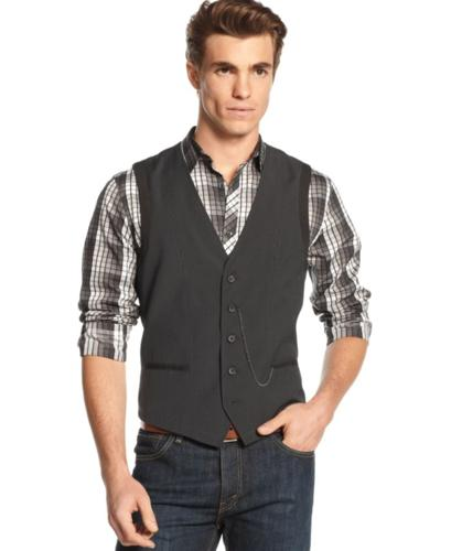 INC International Concepts Vest, Sutter Vest
