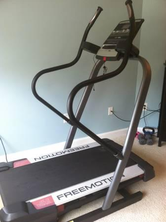 Incline Trainer Treadmill with up to 30 incline - $850