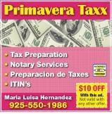 Income Tax/ Notary Services PREPARACION DE IMPUESTOS