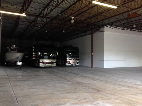 Indoor Rv Storage Any Size For Sale In West Palm Beach