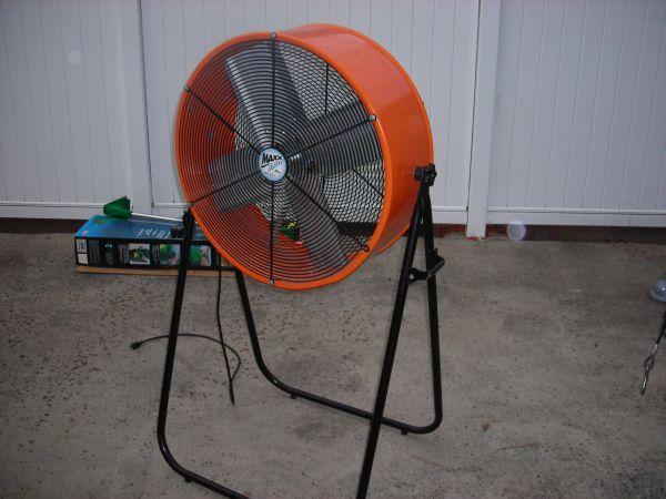 industrial max air fan