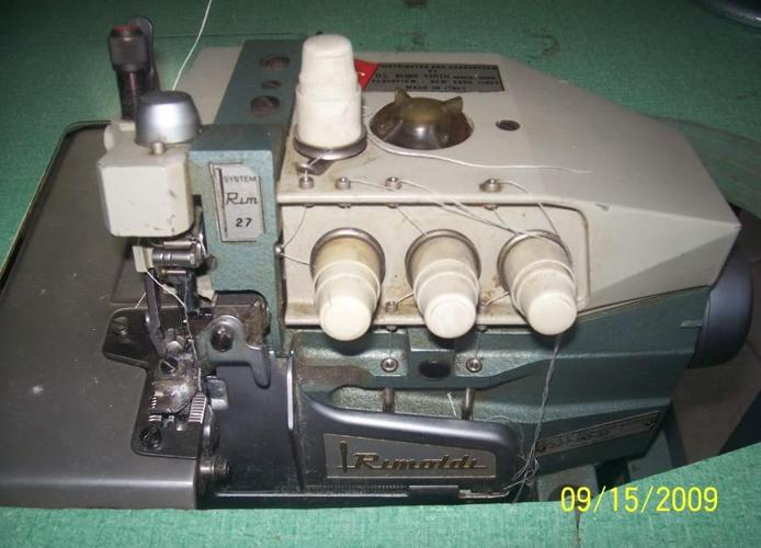 Industrial Sewing Machine Serger 40 Treads Shaw 40 For Sale In Adorable Industrial Serger Sewing Machine
