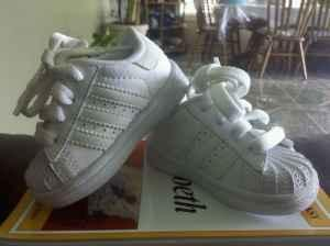 Infant Adidas shoes for sale - (East Wenatchee ) for Sale in