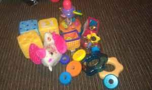 Infant and toddler toys - $3 (Lafayette)