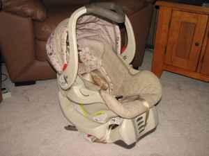 Infant Car Seat, Exersaucer, Jumperoo & more! - $200