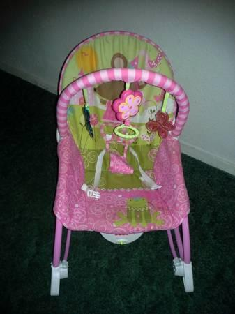 infant to toddler rocker - $25