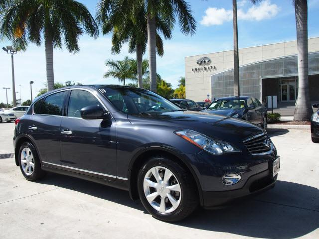 INFINITI EX35 Base 4dr Crossover 2010