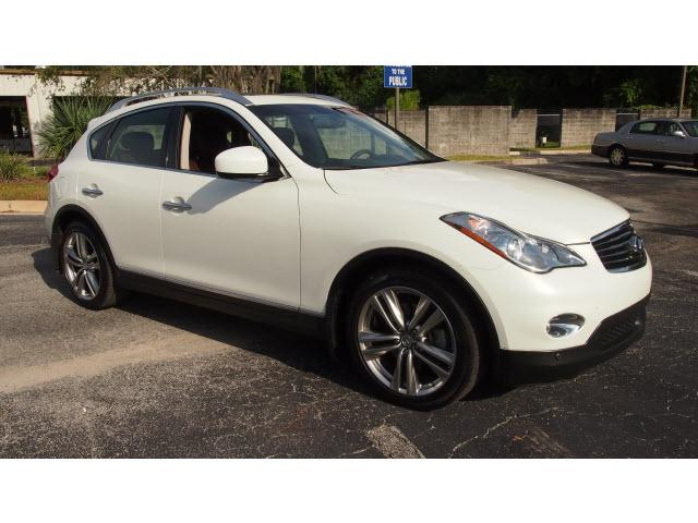 INFINITI EX35 Base 4dr Crossover 2011