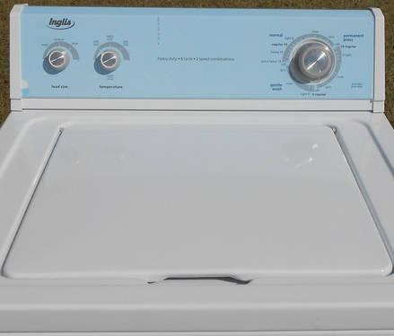 Inglis Heavy Duty Washer By Whirlpool W O Trade For Sale