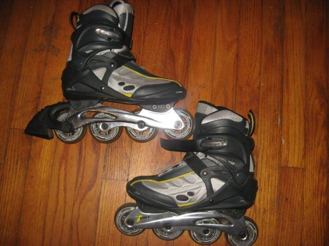 Craigslist N Ms >> Inline Skates Roller Blades Mens Size 6 Womens Size 8 ...