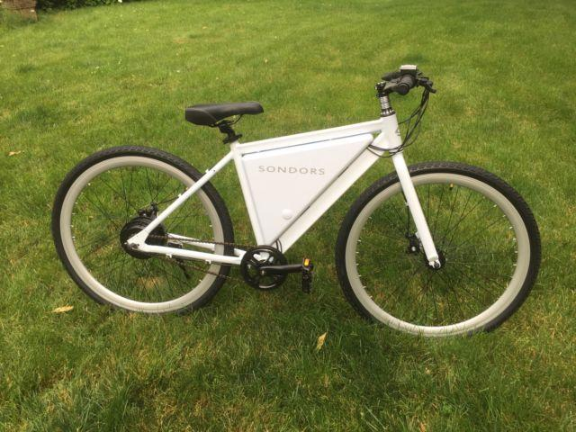 inquiries only.SONDORS ELECTRIC BIKE/Thin model 990.00