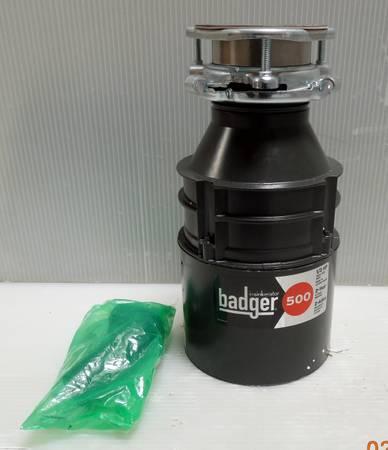 Badger 500 Garbage Disposal