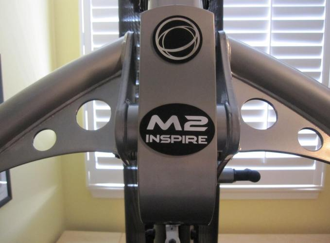 Inspire fitness m home gym barely used for sale in chula vista