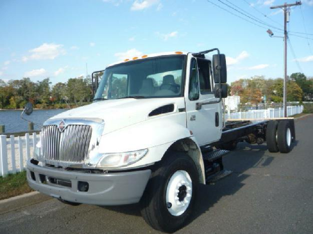 International 4300 cab chassis truck for sale for Sale in