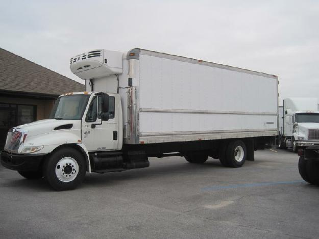 international 4300 reefer truck for sale for sale in columbia south carolina classified. Black Bedroom Furniture Sets. Home Design Ideas