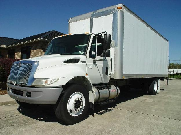 international 4300 straight box truck for sale for sale in archibald louisiana classified. Black Bedroom Furniture Sets. Home Design Ideas