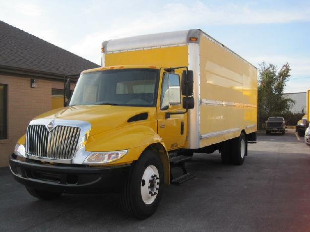international 4300 straight box truck for sale for sale in columbia south carolina classified. Black Bedroom Furniture Sets. Home Design Ideas