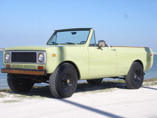 Buy Here Pay Here Tampa >> International Scout II Terra Pick Up for Sale in Tampa, Florida Classified | AmericanListed.com