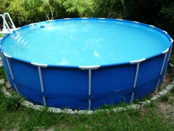 Intex 18 Ft Above Ground Pool Pensacola Fl For Sale