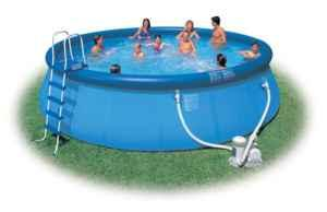 intex 18 x 48 easy set above ground pool 320 statesville nc 28677 27046631 Above Ground Pools Charlotte Nc