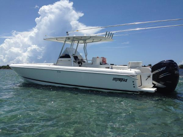 Intrepid 30 Center Console For Sale In West Palm Beach
