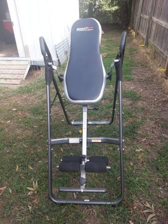 Inversion Table For Sale In Glenpool Oklahoma Classified