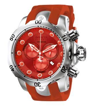 INVICTA 1403 Reserve Venom - FIRE RED - $300