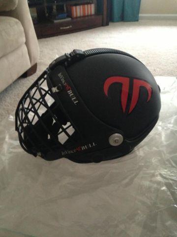 Invincible Bull Riding Helmet For Sale In Harrisburg