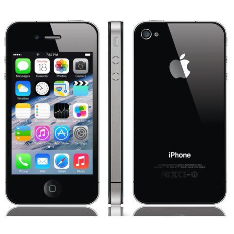 iPhone 4s 16GB Black (Unlocked)