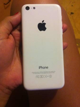 white iphone 5c iphone 5c white 16gb verizon obo for in yuma 13298