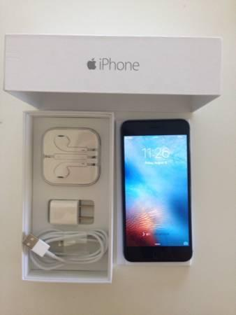 iPhone 6 Plus 64 GB space grey - excellent condition