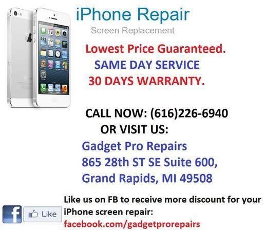 Iphone Repair Mount Pleasant Mi