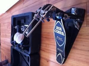 IRON COBRA double bass pedal - $200 Taneytown