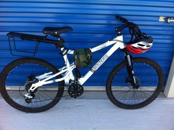Iron Horse Maverick 4.2 Moutian Bike, 19, Disk Brakes, Rock Shox,Nice - $250 Leander