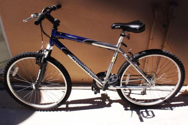 IRON HORSE OUTLAW 26 in. Mountain Bike, front suspension ...