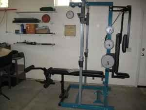 IronMaster IM2000 - Compact Weight Gym - $300 (Ahwahnee