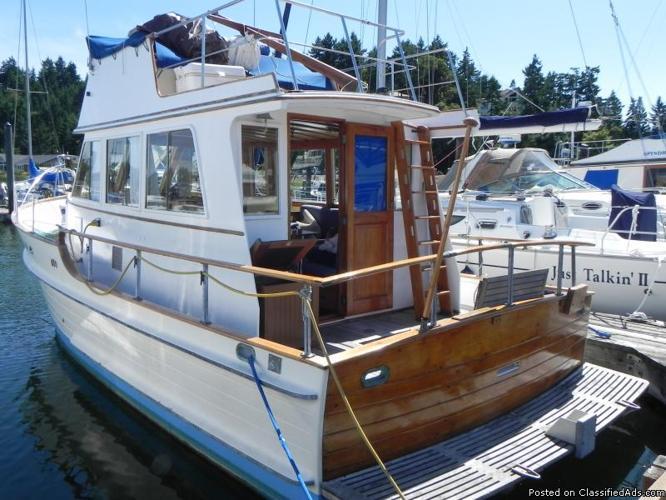 Island Gypsy Trawler For Sale