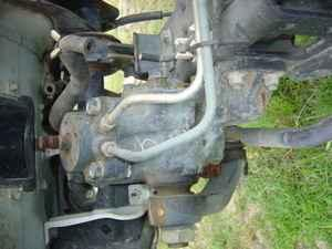 isuzu steering gear assembly npr nqr gmc w3500 w4500 1995 up used rh louisville ky americanlisted com Isuzu NPR Isuzu NPR