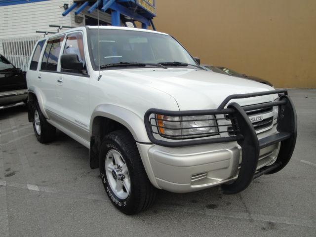 2000 Isuzu Trooper Car For Sale In