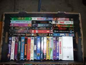 It's Movie Time - 57 movies - $30 (Hayden Lake)