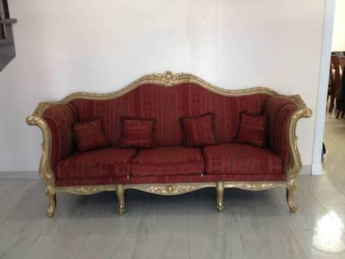 Italian Crafted, Antique Living Room Set