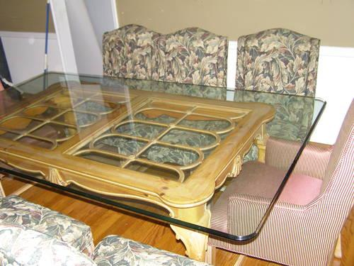 Italian Made Dining Room Set For Sale In Old Westfield