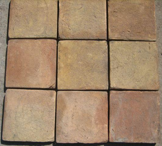 Italian Terra Cotta Floor Tile For Sale In Long Beach California