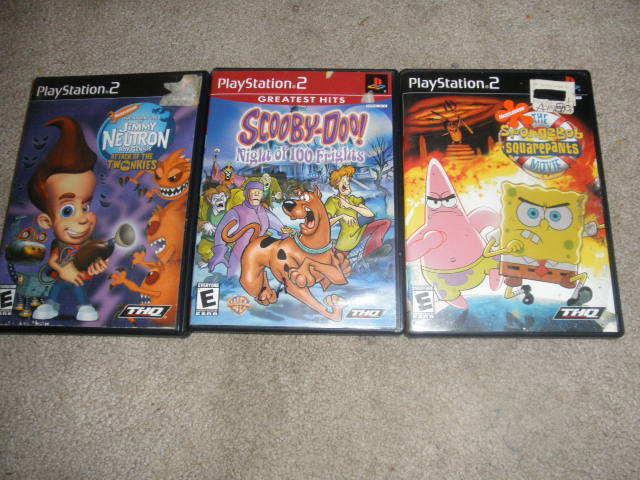 Item picture playstation2 (30) games