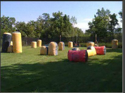 Ithaca Paintball - $10 (380wood rd. Freeville NY 13068)