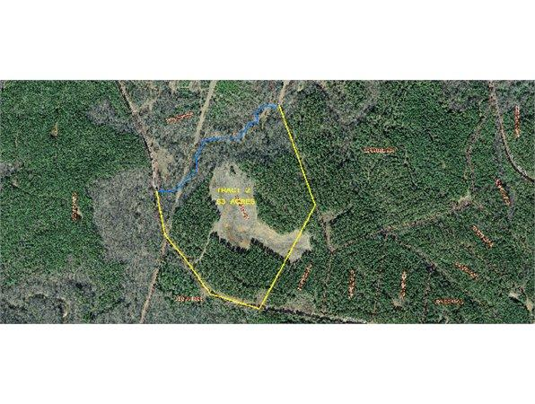 Iva, SC Anderson Country Land 11.520000 acre