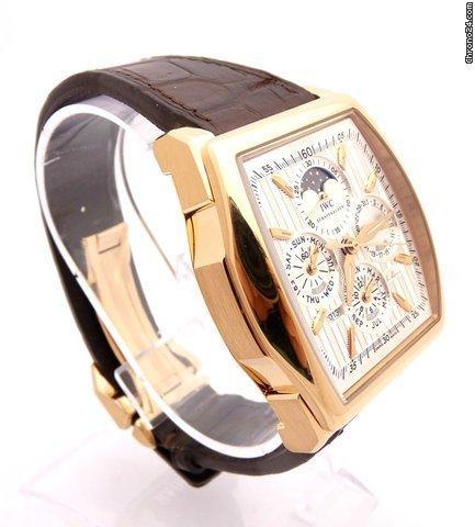 IWC Da Vinci Kurt Klaus IW376203 Chronograph Perpetual