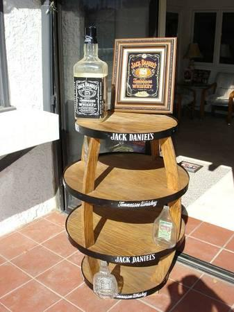 Quot Jack Daniels Quot Distributor Display Barrel Table And More
