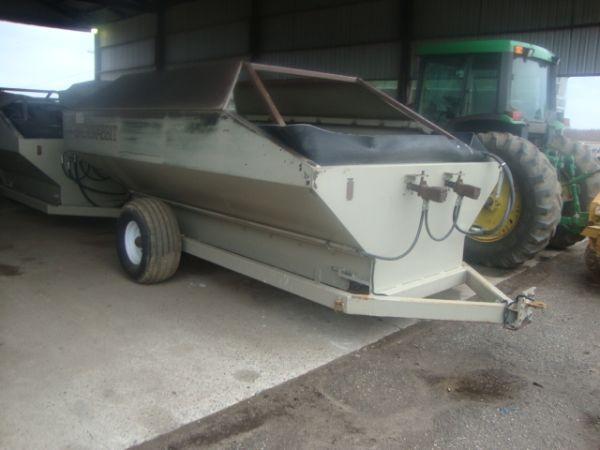Jack Rabbit Unloader Kart - $23000 (Ripon)